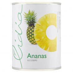 LIDIA-lidia Ananas allo Sciroppo 565 g