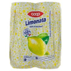 Coop-Limonata 4 x 33 cl
