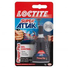 Loctite Super Attak Control Flex Gel 3g
