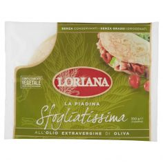 LORIANA-Loriana Sfogliatissima all'olio extravergine di oliva 350 g