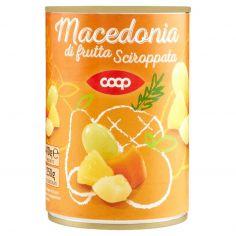 Coop-Macedonia di frutta Sciroppata 410 g
