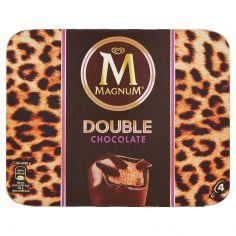 MAGNUM-Magnum Double Chocolate 4 x 69 g