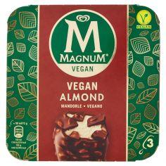 MAGNUM-Magnum Vegan Almond 3 x 72 g