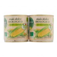 Coop-mais dolce Biologico 2 x 160 g