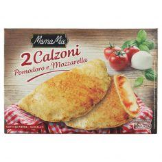 MAMA MIA-MamaMia 2 Calzoni Pomodoro e Mozzarella Surgelati 2 x 160 g