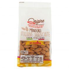 Coop-Mandorle Italiane Sgusciate 100% Italiane 250 g