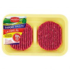 MASINA-Masina Sapore Salute Hamburger di Equino Classico 0,200 kg