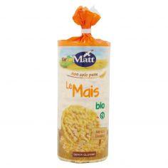 MATT&BIO-Matt non solo pane le Mais bio 130 g
