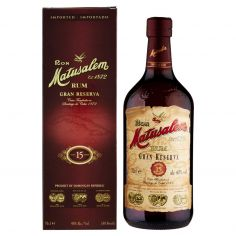 MATUSALEM-Matusalem Rum Gran Reserva 15 70cl