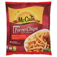 FORNO CHIPS-McCain Forno Chips 600 g