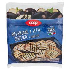 Coop-Melanzane a Fette Grigliate e Surgelate 450 g