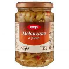 Coop-Melanzane a filetti 280 g