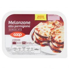 Coop-Melanzane alla parmigiana Surgelate 400 g