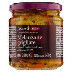 """Coop-Melanzane grigliate a base di """"Melanzana Rossa di Rotonda DOP"""" 280 g"""