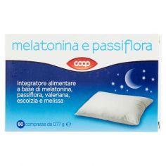 Coop-melatonina e passiflora 60 x 0.77 g