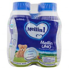 MELLIN-Mellin 1 liquido 4 x 500 ml