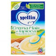 MELLIN-Mellin Crema di Mais e Tapioca 200 g