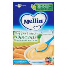 MELLIN-Mellin Pappa Lattea Biscotti 250 g