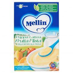 MELLIN-Mellin Pappa Lattea Frutta Mista 250 g