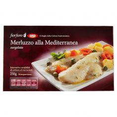Coop-Merluzzo alla Mediterranea surgelato 250 g