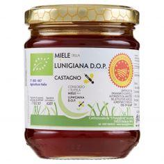 MIELE DELLA LUNIGIANA-Miele della Lunigiana Bio D.O.P. Castagno 250 g