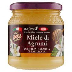 Coop-Miele di Agrumi di Sicilia Calabria e Basilicata 400 g