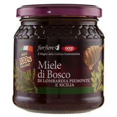 Coop-Miele di Bosco di Lombardia Piemonte e Sicilia 400 g