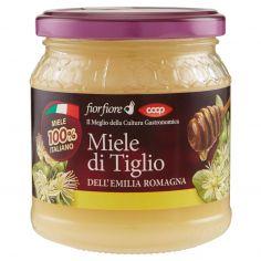 Coop-Miele di Tiglio dell'Emilia Romagna 400 g