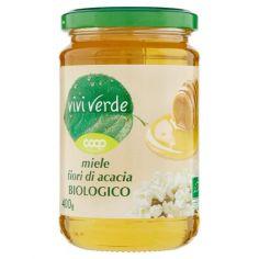 Coop-miele fiori di acacia Biologico 400 g