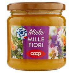 Coop-Miele Mille Fiori 500 g