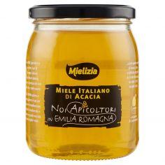 MIELIZIA-Mielizia Miele Italiano di Acacia Noi Apicoltori in Emilia Romagna 700 g