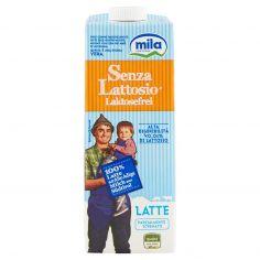 MILA-mila Senza Lattosio* Latte Parzialmente Scremato 1000 ml