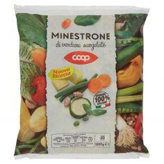 Coop-Minestrone di verdure surgelato 1000 g
