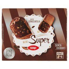 Coop-Mini Super Gusto Stracciatella 6 x 54 g