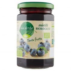 Coop-mirtilli Biologico 330 g