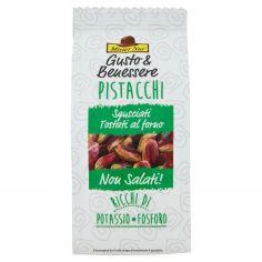 MISTER NUT-Mister Nut Gusto & Benessere Pistacchi Sgusciati Tostati al forno 100 g