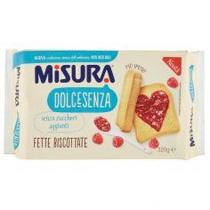 DOLCESENZA-Misura Dolcesenza Fette Biscottate 320 g