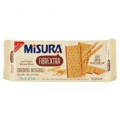 MISURA-Misura Fibrextra Crackers Integrali 385 g