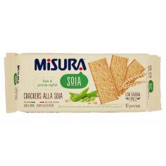 MISURA-Misura Soia Crackers alla Soia 400 g
