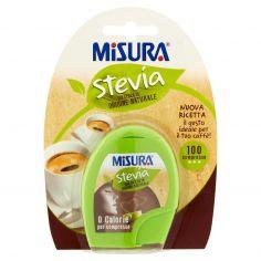 MISURA-Misura Stevia Dolcificante in compresse 100 compresse 8,5 g