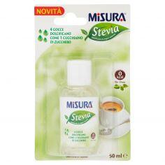 MISURA-Misura Stevia Dolcificante lquido 50 ml