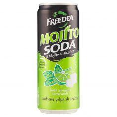 MOJITO SODA-Mojitosoda Freedea 33 cl