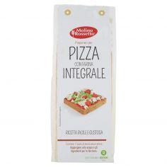 MOLINO ROSSETTO-Molino Rossetto Preparato per Pizza con Farina Integrale 500 g