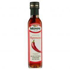 MONINI-Monini Condimento a Base di Olio Extra Vergine di Oliva Aromatizzato Peperoncino 250 ml