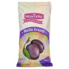 MONTE RE'-MonteRéPrugne Secche Molto Grandi con nocciolo 1000 g