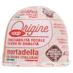 Coop-mortadella da Suini Italiani 500 g