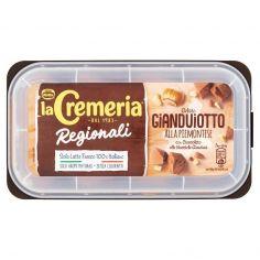 LA CREMERIA-MOTTA LA CREMERIA REGIONALI Gianduiotto alla Piemontese con Cioccolato alle Nocciole Gianduia 500 g