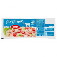 Coop-Mozzarella 400 g