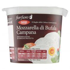 Coop-Mozzarella di Bufala Campana Denominazione di Origine Protetta 200 g