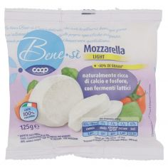 Coop-Mozzarella Light 125 g